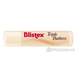 Blistex Triple Butters