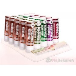 Bylinný panthenol UV Lip Stick PACK