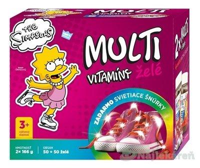 Revital MULTIVITAMÍNY The Simpsons LISA