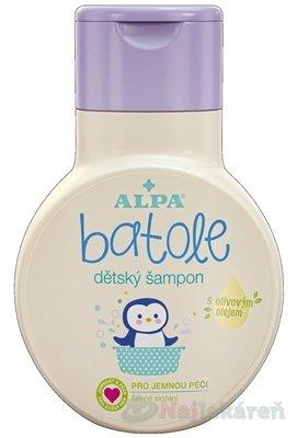 Batole šampon s olivovým olejem 200 ml