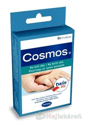 Cosmos® Na kurie oká 17 x 40 mm 6ks