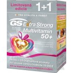 GS Extra Strong Multivitamín 50+