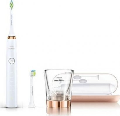 Philips Sonicare DiamondClean Rose Gold sonická kefka