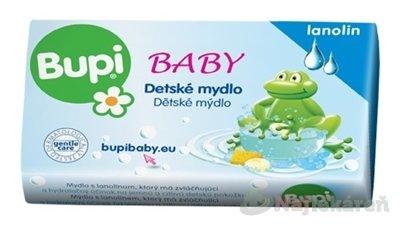 Bupi detské mydlo s lanolínom 100 g