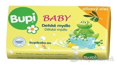 Bupi detské mydlo s olivovým olejom 100 g
