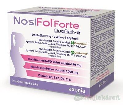 Nosifol Forte vrecká 30 x 4 g