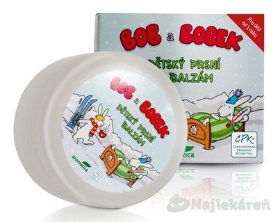 Bob a Bobek Detsky Prsny Balzam 1 X 30 ml