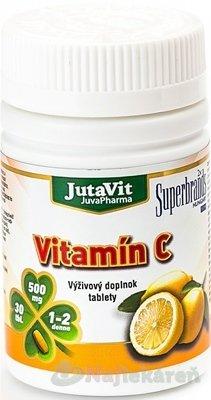 JutaVit Vitamín C 500