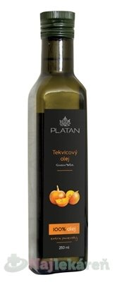 Platan Tekvicový olej 250ml