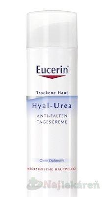 Eucerin Hyal-Urea denný krém proti vráskám 50 ml