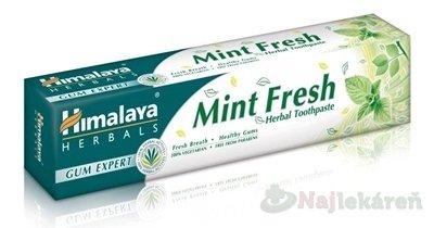 Him bieliaca bylinna zubná pasta sviezi dych 75 ml