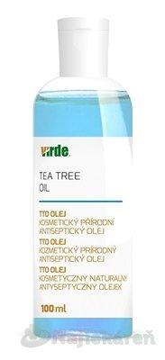 Virde Tea Tree oil čajovníkový olej 100 ml