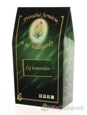 Prírodná Farmácia Čaj HEMOROIDOV - bylinný 60 g