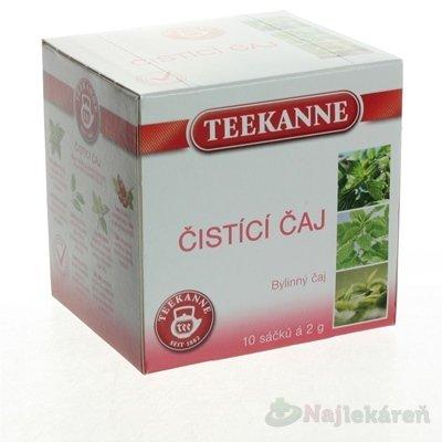 TEEKANNE Čistiaci čaj 10 x 1.6 g