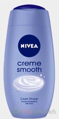 Nivea Creme Smooth sprchový gél 250 ml