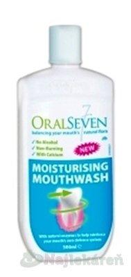OralSeven ústna voda bez alkoholu 250 ml