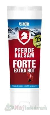 VIRDE PFERDE BALSAM FORTE EXTRA HOT, 200 ml - Virde Pferde Balsam Forte Extra Hot 200 ml