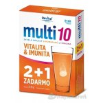 Revital Multi 10 triple pack (2+1 zadarmo)
