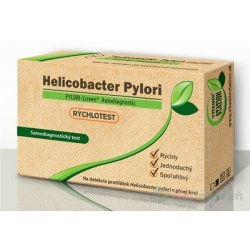 VITAMIN STATION Rýchlotest Helicobacter Pylori