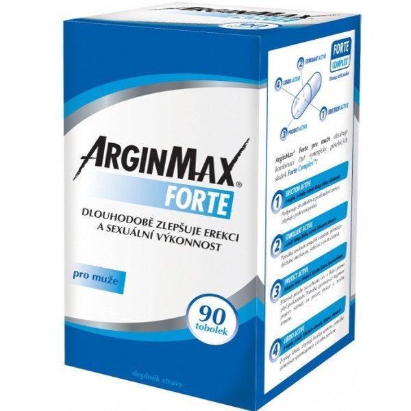 Arginmax Forte pre mužov 90 tbl