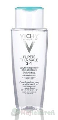 Vichy Pureté Thermale micelárna voda 3 v 1 200 ml