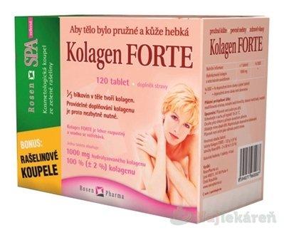 Rosenpharma Kolagen Forte 120 tbl.