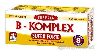 TEREZIA B-KOMPLEX SUPER FORTE