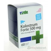 VIRDE KOLOSTRUM FORTE 500 mg