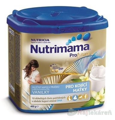Nutrimama Profutura mliečny nápoj