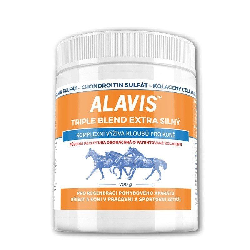 ALAVIS TRIPLE BLEND extra silný 700G A.U.V. - Alavis Triple Blend Extra Silný 700 g