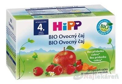HiPP BIO Ovocný čaj