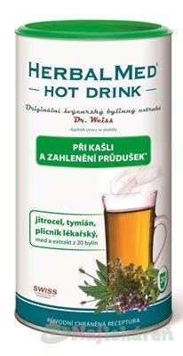 Simply You Hot Drink kašel, průdušky 180 g