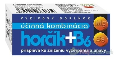 Nturvita Horčík 60mg 60 tabliet