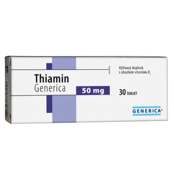 Generica Thiamin 30 tbl