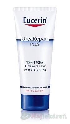 Eucerin UreaRepair PLUS Krém na nohy 10% Urea