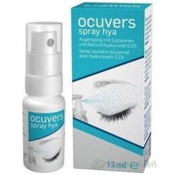 Ocuvers spray hya
