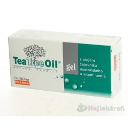 Dr. Müller Tea Tree Oil GEL S VITAMÍNOM E