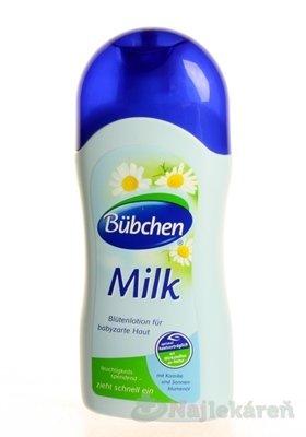Bübchen telové mlieko 200 ml