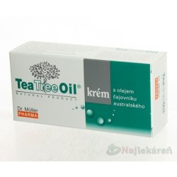 Dr. Müller Tea Tree Oil KREM NA AKNE