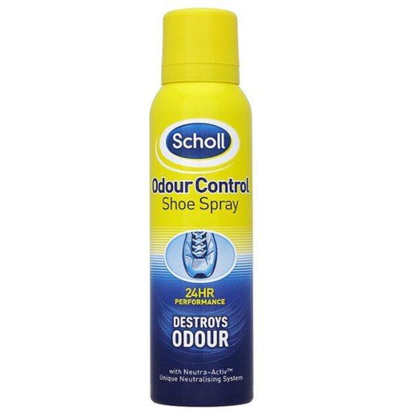 Scholl deo control sprej do topánky 150 ml