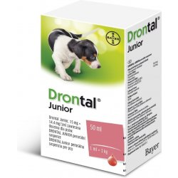 DRONTAL JUNIOR 50ML