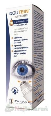 OCUTEIN SENSIGEL - DA VINCI - Ocutein Sensigel hydratačný očný gél 15 ml