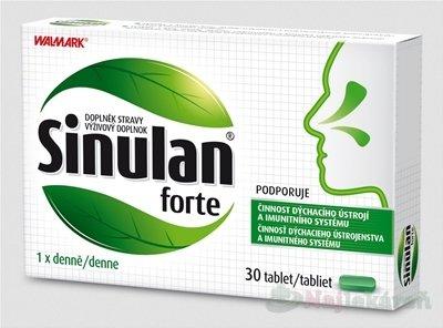 Walmark Sinulan forte 30 tabliet