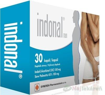 Indonal man 30 ks - Indonal Man 30 kapsúl