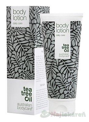 ABC Tea Tree Oil BODY LOTION - Telové mlieko 200ml