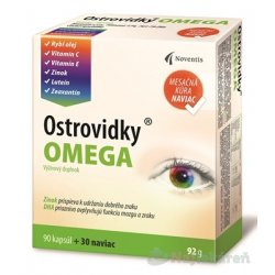 Ostrovidky OMEGA