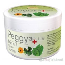 PEGGY 3PLUS Mentol