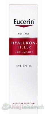 Eucerin Volume-Filler Remodelační oční krém 15 ml