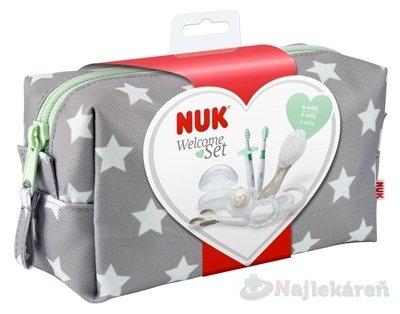 NUK Welcome set