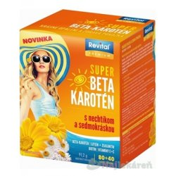 Revital PREMIUM SUPER BETA-KAROTÉN